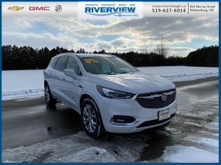 New 2021 Buick Enclave Avenir Rear HD Camera |  Heated Seats | Automatic Climate Control | Sirius XM Radio for sale in Wallaceburg, ON