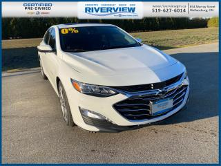 Used 2019 Chevrolet Malibu Premier No Accidents | Remote Start | Rear HD Camera | Heated Seats | One Owner for sale in Wallaceburg, ON