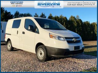 Used 2017 Chevrolet City Express 1LT ***NEW*** Voice Command | Traction Control for sale in Wallaceburg, ON