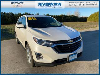 Used 2018 Chevrolet Equinox LT New Brakes | One Owner | No Accidents | Bluetooth | Cruise Control | Heated Seats for sale in Wallaceburg, ON