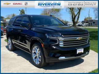 New 2021 Chevrolet Tahoe HIGH COUNTRY for sale in Wallaceburg, ON