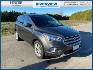 Used 2017 Ford Escape SE Rear HD Camera |  Heated Seats | Automatic Climate Control | Sirius XM Radio for sale in Wallaceburg, ON