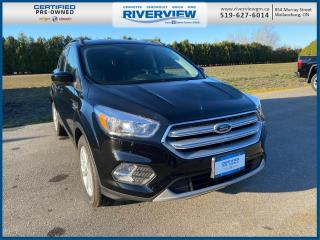 Used 2018 Ford Escape SE No Accidents | Remote Start | Rear HD Camera | Heated Seats for sale in Wallaceburg, ON