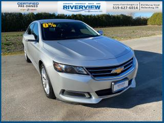 Used 2015 Chevrolet Impala 2LT Automatic Climate | Rear HD Camera | Rear Park Assist for sale in Wallaceburg, ON