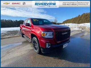 New 2021 GMC Canyon Elevation for sale in Wallaceburg, ON