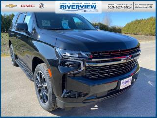New 2021 Chevrolet Tahoe RST for sale in Wallaceburg, ON