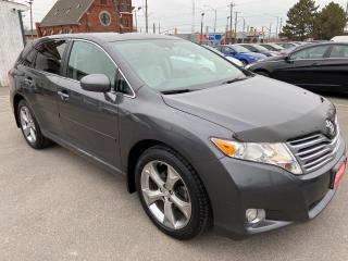Used 2011 Toyota Venza TOURING ** NAV, BACK CAM, SNRF ** for sale in St Catharines, ON