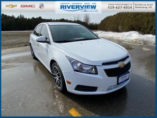 Used 2014 Chevrolet Cruze 2LT Power Seating | Remote Start | Heated Seats | Cruise Control for sale in Wallaceburg, ON