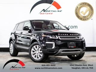 Used 2017 Land Rover Range Rover Evoque SE/Navigation/Pano Roof/Camera/Heated Leather for sale in Vaughan, ON