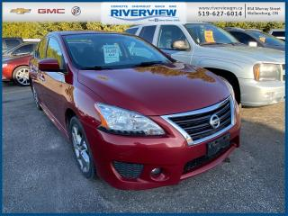 Used 2013 Nissan Sentra 1.8 SV Sunroof   Heated Seats   CD Player for sale in Wallaceburg, ON