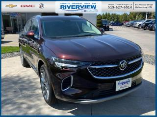 New 2021 Buick Envision Avenir for sale in Wallaceburg, ON