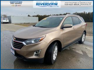 Used 2019 Chevrolet Equinox LT Navigation | Sunroof | Heated Seats | Bluetooth for sale in Wallaceburg, ON