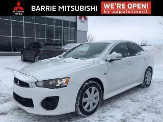 Used 2017 Mitsubishi Lancer ES | Manual | Warranty for sale in Barrie, ON