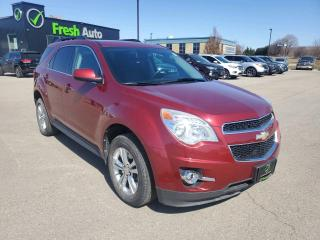 Used 2011 Chevrolet Equinox 2LT Heated Seats, Backup Cam, Bluetooth! for sale in Ingersoll, ON