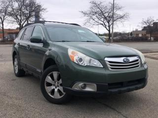 Used 2011 Subaru Outback for sale in Waterloo, ON