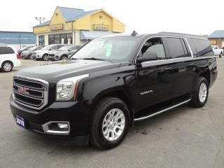 Used 2018 GMC Yukon XL 1500 SLE 4x4 5.3L LeatherHeated BackCam 8Pass for sale in Brantford, ON