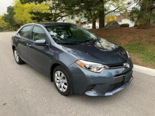 Used 2016 Toyota Corolla LE-ONLY 32,495 KMS!!! 1 SENIOR FEMALE OWNER!! for sale in Toronto, ON