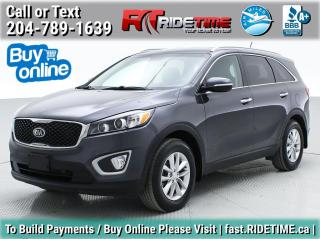 Used 2018 Kia Sorento LX for sale in Winnipeg, MB