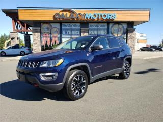 Used 2019 Jeep Compass TRAILHAWK - 4X4, Navigation, Heated Leather Front Seats for sale in Victoria, BC