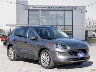 New 2021 Ford Escape Titanium Hybrid 0% APR | NAV | ROOF | ELITE PKG for sale in Winnipeg, MB