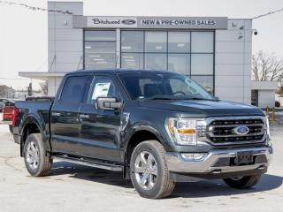 New 2021 Ford F-150 XLT 1.49% APR   301A   XTR   TRLR TOW PKG for sale in Winnipeg, MB