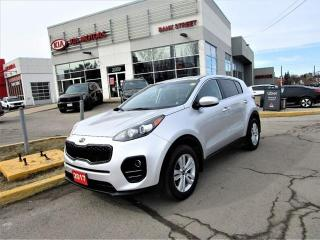 Used 2017 Kia Sportage LX for sale in Gloucester, ON