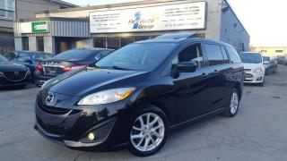 Used 2012 Mazda MAZDA5 GT Leather/P-Moon for sale in Etobicoke, ON