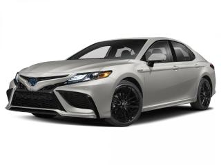 New 2021 Toyota Camry Hybrid XSE SHOWROOM DEAL! for sale in Winnipeg, MB