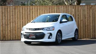 Used 2018 Chevrolet Sonic 5dr HB Auto LT RS for sale in Langford, BC