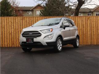 Used 2018 Ford EcoSport SE AWD -  2.0L 4 Cylinder EcoBoost, AWD, Automatic LOW KM'S! for sale in Langford, BC