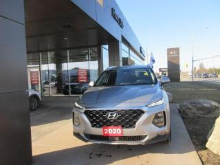 Used 2020 Hyundai Santa Fe Essential W/Safety for sale in Nepean, ON
