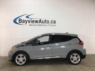 Used 2019 Chevrolet Bolt EV LT - HTD SEATS! ALLOYS! REVERSE CAM! + MORE! for sale in Belleville, ON