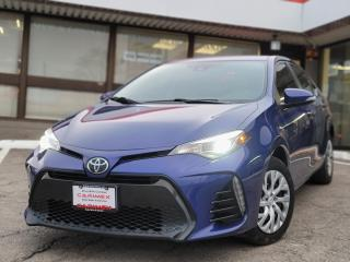 Used 2017 Toyota Corolla SE TSS | LED Lights | Backup Camera | Softex Heated Seats for sale in Waterloo, ON