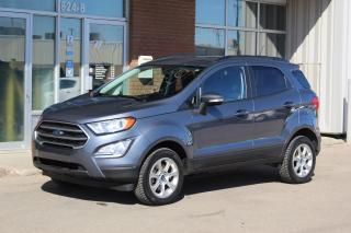 Used 2018 Ford EcoSport SE AWD - HEATED SEATS - REVERSE CAM - NAV for sale in Saskatoon, SK