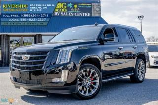 Used 2020 Cadillac Escalade LUXURY for sale in Guelph, ON