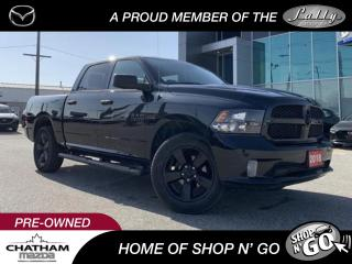 Used 2018 RAM 1500 ST for sale in Chatham, ON