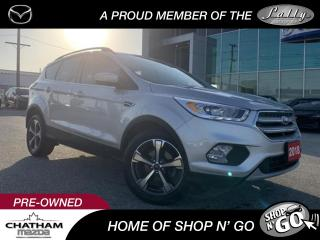 Used 2018 Ford Escape SEL SALE PENDING for sale in Chatham, ON