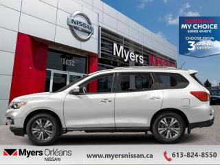 New 2020 Nissan Pathfinder SV Tech  - Navigation -  Heated Seats - $253 B/W for sale in Orleans, ON