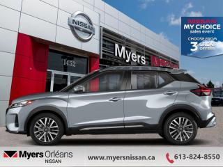New 2021 Nissan Kicks SV  - Android Auto -  Apple CarPlay - $163 B/W for sale in Orleans, ON