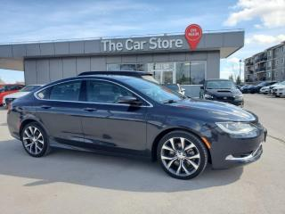 Used 2016 Chrysler 200 C- PanaRoof Leather Navigation LOCAL 19