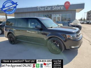 Used 2018 Ford Flex Limited AWD Navi DUALROOF Leather NO ACCIDDENTS for sale in Winnipeg, MB