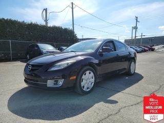 Used 2010 Mazda MAZDA6 GT for sale in Saint-Eustache, QC