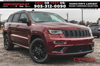 New 2021 Jeep Grand Cherokee Limited X | Tow Grp | ProTech | Alpine for sale in Hamilton, ON