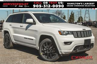 New 2021 Jeep Grand Cherokee ALTITUDE | SUNROOF | TOW PKG | PROTECH | for sale in Hamilton, ON