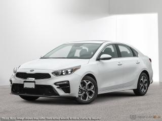 New 2021 Kia Forte Sedan EX IVT for sale in Kitchener, ON