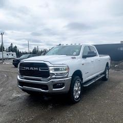 New 2021 RAM 2500 Big Horn for sale in Kapuskasing, ON
