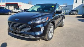 New 2021 Ford Escape Titanium Hybrid for sale in Kingston, ON