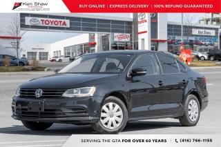 Used 2015 Volkswagen Jetta for sale in Toronto, ON