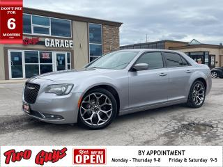 Used 2018 Chrysler 300 S | New Tires | Leather | Remote Start | Bluetooth for sale in St Catharines, ON