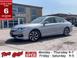 Used 2017 Honda Accord Sedan SE | Remote Start | Htd Seats | Bluetooth | B/Up C for sale in St Catharines, ON